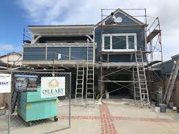 100 Oxnard Beach House Exterior Painting CA