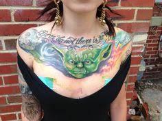 Star Wars Tattoo By Greg French Richmond Va