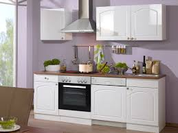 held küchenzeile boston b 220 cm mit elektrogeräten aus mdf 28 mm arbeitsplatte