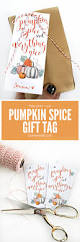 Pumpkin Spice Mms Target by Pumpkin Spice And Everything Nice Gift Tag Tauni Co