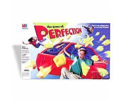 Milton Bradley Perfection Board Game