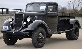 The History Of Early American Pickups | Early American, Dodge Rams ...