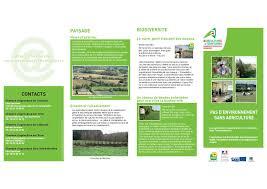 chambre d agriculture de l eure calaméo tcc depliant environnement agriculture