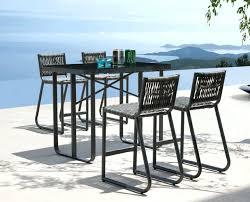 wicker bar height patio set bar height patio table 5 bar height dining set bar height
