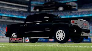 GMC Vehicles Take The Field In Madden NFL 25 2018 Gmc Sierra 2500hd 3500hd Fuel Economy Review Car And Driver Retro Big 10 Chevy Option Offered On Silverado Medium Duty This Marlboro Syclone Is One Super Rare Truck 2012 1500 Work Insight Automotive Gonzales Used 2015 Ford Vehicles For Sale 2017 2500 Hd New Sle Extended Cab Pickup In North Riverside 20 Denali Spied With Luxurylevel Upgrades Cars Norton Oh Trucks Diesel Max My 1974 Custom Youtube Pressroom United States