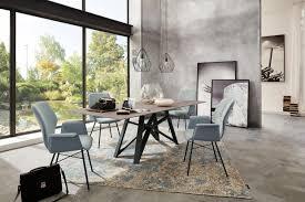 moderne esstische ausziehbar bis rund schöner wohnen