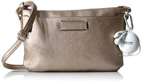 Kenneth Cole Bedding by Kenneth Cole Reaction Right Angles Crossbody W Rfid And