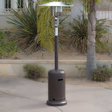 Mainstay Patio Heater Troubleshooting by Hiland Parasol Electric Patio Heater Walmart Com
