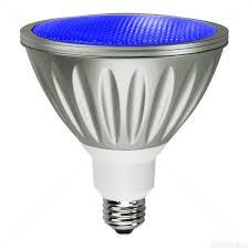kobi led par38 110ndo b par38 led 9w blue