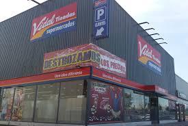 Vidal Tiendas Supermercados destroza los precios en Denia