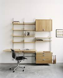 Bush Vantage Corner Desk Instruction Manual by 10 Easy Pieces Wall Mounted Shelving Systems Remodelista