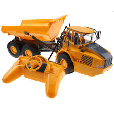 RC Truck 6CH Remote Control 1:28 Project Tilting Cart Big Dump Truck ...