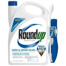 Roundup 133 Gal Ready To Use Weed And Grass Killer Plus Comfort Wand 5200210