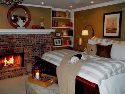 Paint Colors Living Room Red Brick Fireplace by Painting The Fireplace White A Before And After
