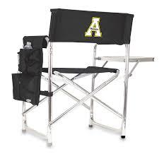Reclining Camping Chairs Ebay by Amazon Com Ncaa Appalachian State Mountaineers Sports Folding