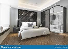 100 Modern Luxury Design 3d Rendering Chinese Bedroom Suite In Resort