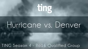100 4 Season Denver Hurricane Vs PvZ TING Open Ro16 Qualified Group