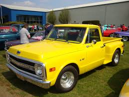 1970 Chevrolet C/10 Stepside Pickup Truck - A Photo On Flickriver