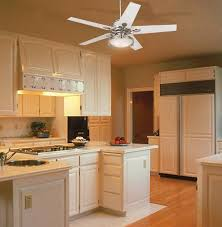 collection in ceiling fan for kitchen with lights catchy home