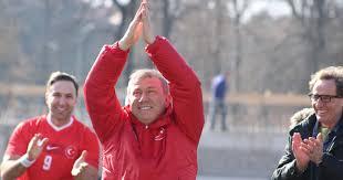 100 Tanju Olaka Youn Sevgi Seli Trkiye Veteranlar Futbol Ligi