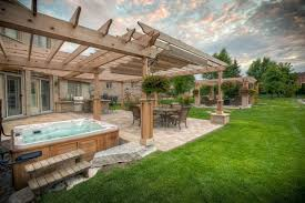 Keys Backyard Spa | Home Outdoor Decoration Hot Tub Patio Deck Plans Decoration Ideas Sexy Tubs And Spas Backyard Hot Tubs Extraordinary Amazing With Stone Masons Keys Spa Control Panel Home Outdoor Landscaping Images On Outstanding Fabulous For Decor Arrangement With Tub Patio Design Ideas Regard To Present Household Superb Part 7 Saunas Best Pinterest Diy Hottub Wood Pergola Wonderful Garden