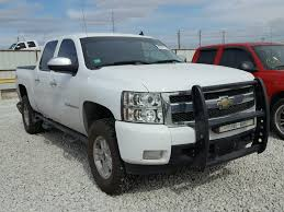 3GCEK13M47G536492 | 2007 WHITE CHEVROLET SILVERADO On Sale In TX ...