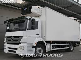 MERCEDES-BENZ Axor 1824 L 4X2 German-Truck Ladebordwand Euro 5 ...