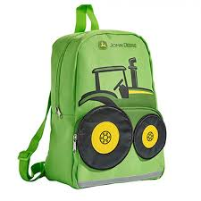John Deere Bedroom Decor by John Deere Toddler Backpack Tractor Rungreen Com