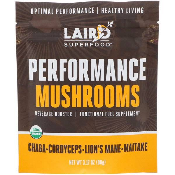 Laird Superfood Performance Mushroom Blend - 113g