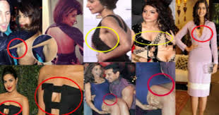 25 Worst Wardrobe Malfunctions Of Bollywood Actresses
