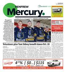 Renfrew102617 By Metroland East - Renfrew Mercury - Issuu