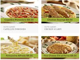 Olive Garden Menu – Authentic and Fine Italian Dining