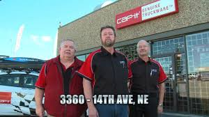 Truck Accessory Store North Calgary - Cap-it - YouTube