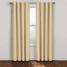 Walmart Eclipse Thermal Curtains by Eclipse Loop Blackout Thermal Window Panel Walmart Com