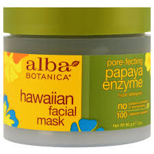 Pumpkin Enzyme Peel Australia by Alba Botanica Hawaiian Mask Pore Fecting Papaya Enzyme 3