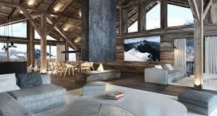 chalet 6 chambres idée relooking cuisine chalet de luxe avec 6 chambres 6 salles