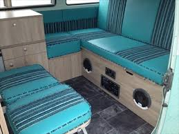 The Camper Shak Hand Crafted VW Camper Interiors