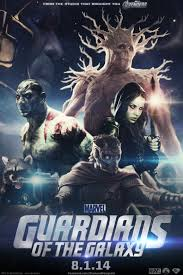 Guardians Of The Galaxy Fan Made Teaser Poster On Run From Intergalactic Warlord Ronan