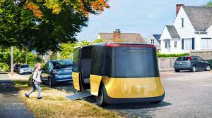 Would You Send Your Kids To School On A Self-Driving School Bus ...