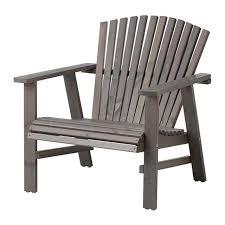 chaise fauteuil ikea chaise de jardin style adirondack version ikea chaises jardins