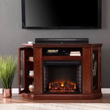 100 Belvedere Canada Shop Harper Blvd Cherry Media Console Fireplace
