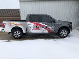 100 Dump Truck Tarp Side Kit S TriCounty