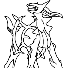 Coloriages Pokemon Formes Alternatives Coloriage Hoopa SIMPLE HOME