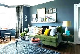 wandgestaltung mit farbe wohnzimmer a popular deko ideen
