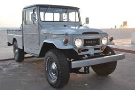 1966-toyota-land-cruiser-fj45-truck-japan-restored-d | Land Cruiser ... Check Out The Reissued Toyota Land Cruiser 70 Pickup Truck The 1964 Fj45 Landcruiser Still Powerful Indestructible Australia Ens Industrial Cruisers Top Cdition Waiting For You 2014 Speed Used Car Nicaragua 2006 1981 Bj45 Second Daily Classics 1978 Hj45 Long Bed Pickup Price 79 Pick Up Diesel Hzj Simple Cabin