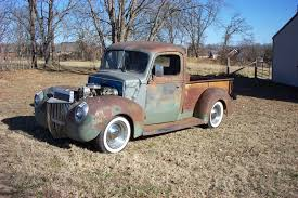 1941 FORD PICKUP HOT ROD,RAT ROD,FARM TRUCK