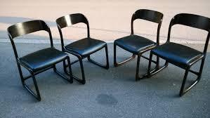 chaise traineau baumann chaises traineaux baumann vintage indus what else