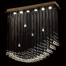 Lava Lamp Cloudy After Shipping by Byb Modern Chandelier Rain Drop Lighting Crystal Ball Fixture