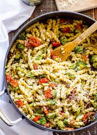 Healthy Pasta Recipes For Lunch 1 With 60 Best Easy Ideas