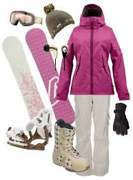 Cute Snowboard Outfits